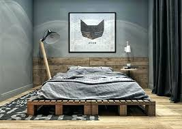 rustic chic bedroom furniture. Industrial Chic Bedroom Rustic Cat Print Furniture