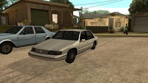 Low Poly garage: 1990 Chevrolet Lumina Sedan for GTA San Andreas Pt.2