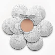 4 in 1 pressed mineral makeup spf 15 8g close