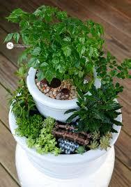25 diy fairy garden ideas how to make