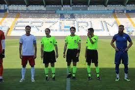 Hakemler stadyumu karıştırdı maç 35 dakika geç başladı - Erzurum Haberleri