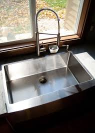 install farmhouse sink existing counter. To Install Farmhouse Sink Existing Counter