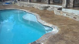 cool deck for pools exterior design appealing kool deck with exciting swimming pool