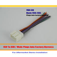 compare prices on wiring aftermarket stereo online shopping buy Factory Wiring Harness For Radio 1995 Ford Windstar car wiring harness for ford explorer mustang ranger thunderbird windstar car stereo adapter connector
