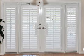 indoor window shutters. Basswood Bi-Fold Indoor Window Shutters For French Doors, 64mm R