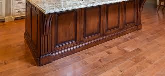 choosing kitchen flooring hardwood versus tile