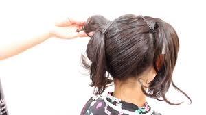子供の浴衣の髪型でミディアムでも簡単に出来るアレンジのやり方6選