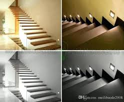 interior step lighting. Interior Step Lighting Sensor Stair Lamp Special Offer New Led Recessed Indoor Wall Light .