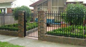 wrought iron privacy fence. Simple Wrought Fence Design Ideas Best Wrought Iron Privacy Wood  Intended G