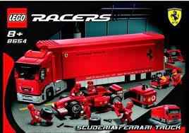 Lego Racers Scuderia Ferrari Truck In 21423 Winsen Luhe Für 35 00 Zum Verkauf Shpock At