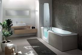 Bathtubs Idea, Jet Tub Shower Combo 2 Person Jacuzzi Tub Contemporary Walk  In Bathtub With