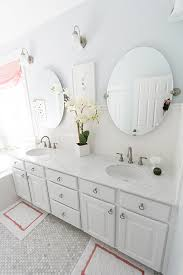 MASTER BATHROOM Subway Tile Backsplash Marble Hex Floors With - Tile backsplash in bathroom