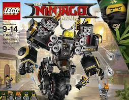 LEGO Ninjago Quake Mech 2018 (70632) for sale online