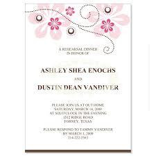 Formal Dinner Invitation Sample Stunning Formal Dinner Invitations Bino48terrainsco