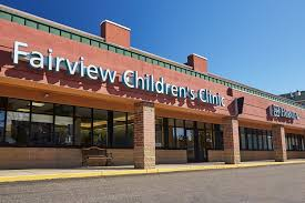 M Health Fairview Childrens Clinic University
