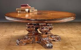 22 High end furniture solid walnut dining table