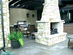 amazing decoration double sided outdoor fireplace two sided wood burning fireplace two sided outdoor fireplace 2