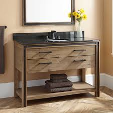 Wood Vanity Bathroom Wood Vanities Signature Hardware
