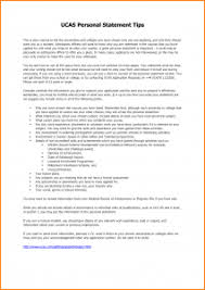 Personal Statement Examples For University Personal Statement Example University Serpto
