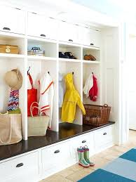 entryway coat rack with storage compact bench
