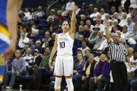Washingtons Kelsey Plum Picks Up Pac 12 Weekly Honors The