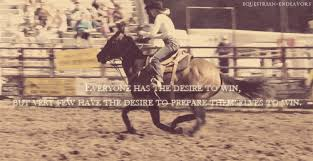 Barrel Racing Quotes Unique Barrel Racing Quote Tumblr