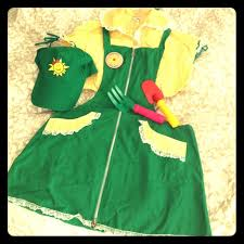 dream other reduced garden hoe costume