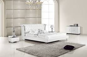 Modern Queen Bedroom Sets American Eagle Ae B6293 W Q Modern 3pcs White Queen Bedroom Set