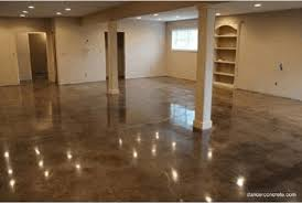 DIY Projects Acid Stain Concrete Flooring  10 Home Project Ideas For Your Cement  Floors