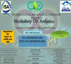 haldia institute of technology official website workshop on arduino 9th 10th 2017