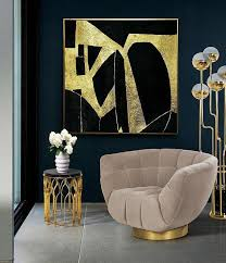 horizontal painting large canvas art