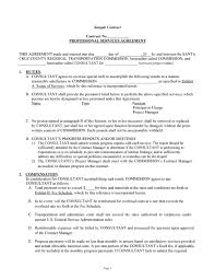 A contract is an agreement between two parties to get a deal in some works. 50 Professional Service Agreement Templates Contracts