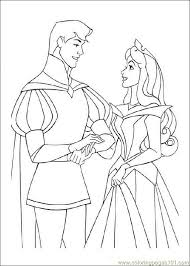 Small Picture Sleeping Beauty Coloring Page Free Sleeping Beauty Coloring