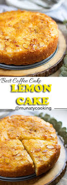 Lemon Cake Recipe With A Delicious Twist Munaty Cooking
