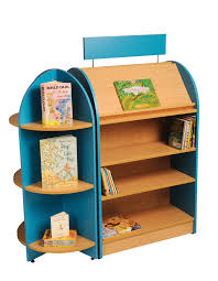 library unit furniture. 1/2 End Display Unit With Double Sided Library Furniture