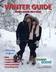 Owen Sound Festival Of Lights 2018 2017 18 Owen Sound Winter Guide By Harron Marketing Issuu