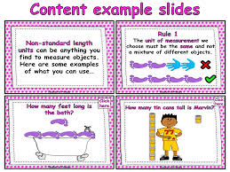 Measuring Mass Using Non-Standard Units by Teacher-of-Primary ...