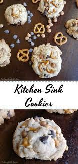 Kitchen Sink Cookies Recipe Easy Cookie Recipes Panera Kitchen