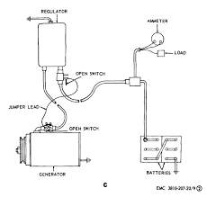 Ford Voltage Regulator To Generator Wiring Diagram External Voltage Regulator Wiring