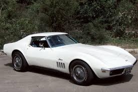 chevrolet corvette stingray 1969.  1969 Chevrolet Corvette Stingray With 1969 6
