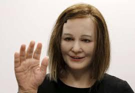 шокирующе реалистичные роботы