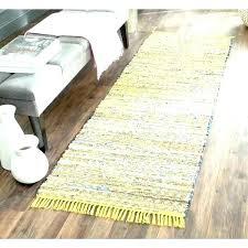 washable rag rugs for kitchen machine post cotton hand woven rug yellow washable rag rugs for kitchen cotton machine