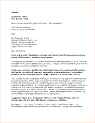 Sample Of Application Letter For Job In Bank Basic Job Resume Cover