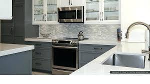 grey and white kitchen grey and white kitchen modern gray white cabinets quartz kitchen tile grey grey and white kitchen