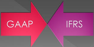 Difference Between Gaap And Ifrs With Comparison Chart