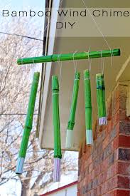 diy bamboo projects 19 punk projects bamboo wind chimes diy