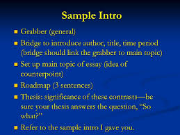 The Great Gatsby Essay Tips Sample Intro Grabber General