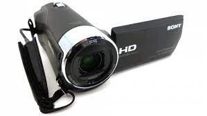 Camcorder digitale Video-Kamera Sony HDR-CX240E Filmkamera mieten