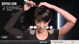 Hair Style With Volume how to create short hairstyles pixie boyish playful volume 4837 by stevesalt.us