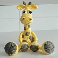 Crochet Giraffe Pattern Interesting Ravelry Giraffe Gerry Pattern By Sandra Hawlik X